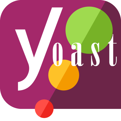 Yoast for maximizing organic seo icon
