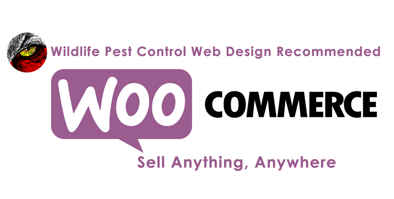 Woocommerce Shopping Cart System and Wildlife Pest Control